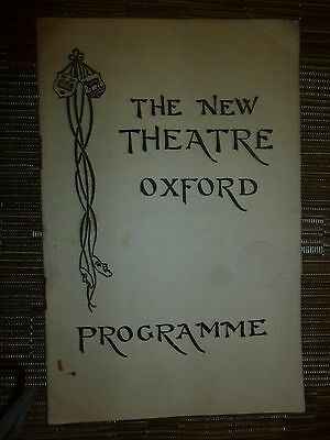 1932 New Theatre Oxford THE MILLIONAIRE KID - Billy Tasker  Phil Phillips
