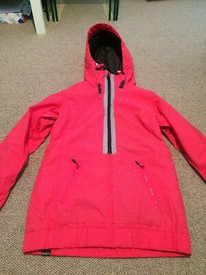 Roxy Ladies Snowboard Jacket Size Xs Bnwt