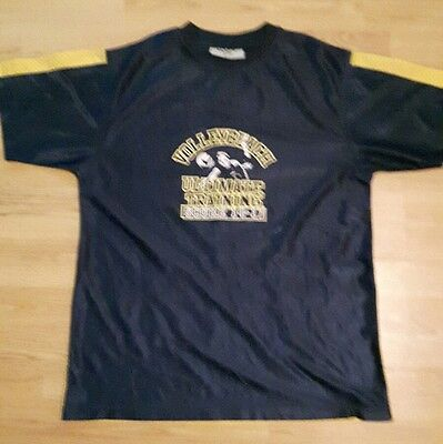 Identic large adults volleyball shirt.