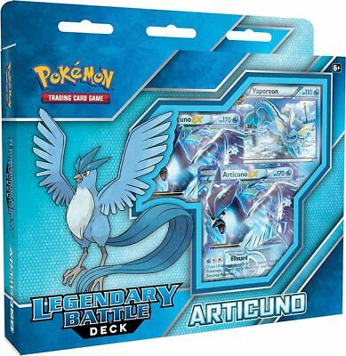 Pokémon Legendary Battle Deck: Articuno - english