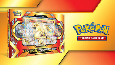 Pokémon BREAK Evolution Box - Arcanine - english