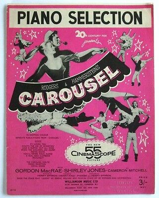 Carousel (piano selection) Rodgers and Hammerstein
