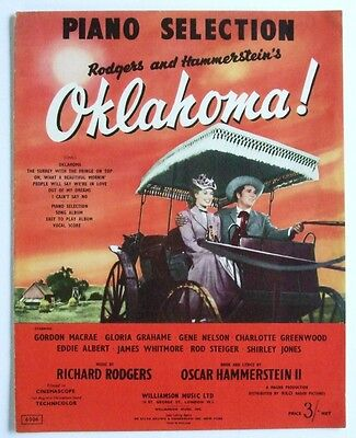 Oklahoma! (piano selection) Rodgers and Hammerstein