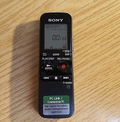 Sony ICD-PX333 4GB PC Link Digital Voice Recorder