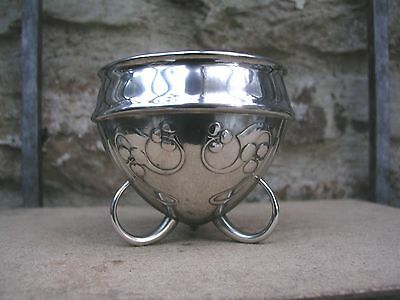 Liberty & Co Tudric Pewter Bowl Designed By Archibald Knox 0277