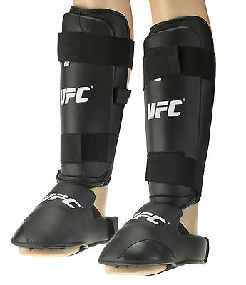 UFC Shin and Feet guards shinguards large / x large  Martial Art protection