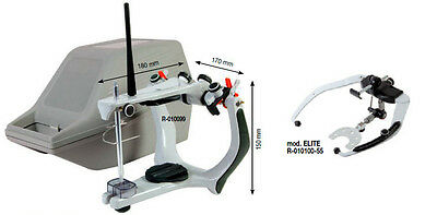 Arquimedes Profesional Mestra Arcon Type Semiadjustable Articulator+Face Bow+Box