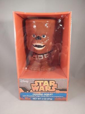 Star Wars Chewbacca Cup Mug, Ceramic, Galerie, Lucasfilm,Unopened, GC