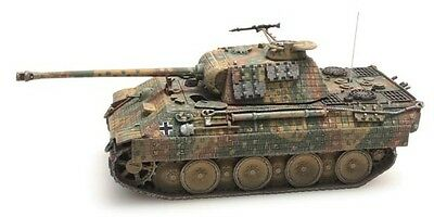 ARTITEC 387.190 - PANTHER Ausf. A - GERMANIA WWII - IN RESINA - H0