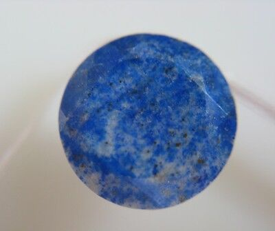 LAPISLAZULI  -  ROUND FACET  -  10 mm  -  3,18 ct.