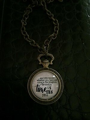 Plunder Jewelry Tristen necklace Inspirational