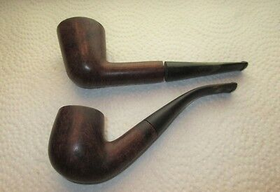 Vintage Pipes Lot Of 2  To Restore Lot#jean-7