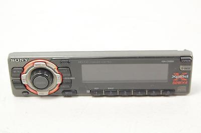 Sony Cdx-C5000X Radio Faceplate 50Wx4 Face Plate Xplod Oem