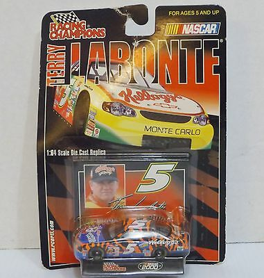 "NEW! 2000 Racing Champions ""Terry Labonte"" Frosted Flakes #5 1:64 Diecast {4189}"