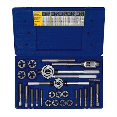 HANSON IRWN 25 Pc Metric Tap and Die Set 14 - 24 MM 97311