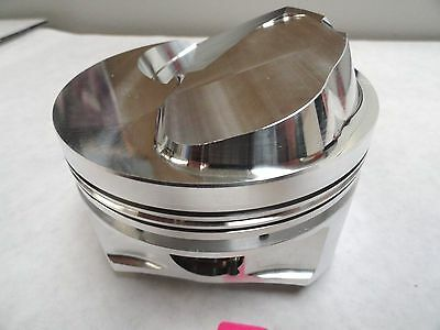 Diamond Pistons #12901 BBC Edelbrock Dome   4.310 Bore