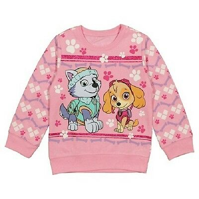 Girls Nickelodeon Paw Patrol Long Sleeve Shirt New with Tags Size 5T!! Cute! New