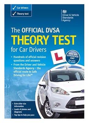 The Official Dvsa Theory Test Book For Car Drivers New