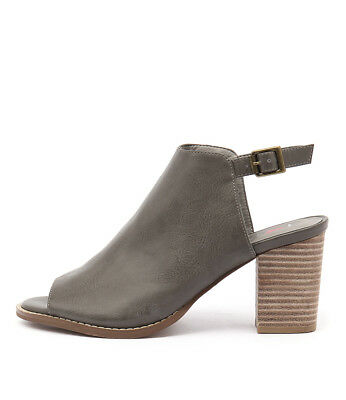 New I Love Billy Denial Grey Womens Shoes Casual Shoes Heeled