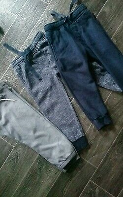boys next jogging bottoms age 3-4 years