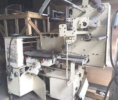 DOBOY SUPER MUSTANG  WRAPPER Packaging Machine