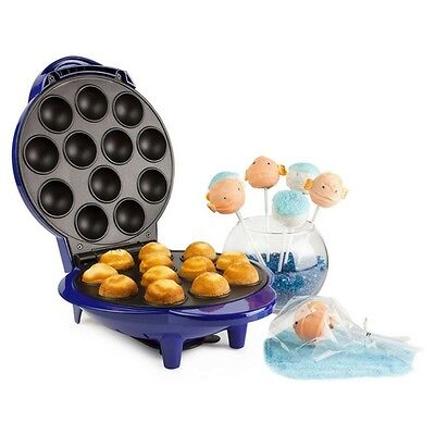 Electric machine pop cake donuts Electric 12 Party Lolli Cake Donut 5 mins