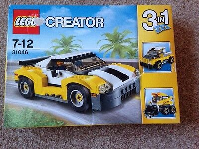 Lego Creator 31046 - 3 in 1 - Boxed - New and Sealed