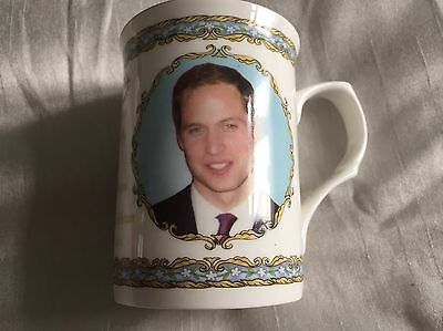Commemorative Mug For The Marriage Of William And Catherine Middleton