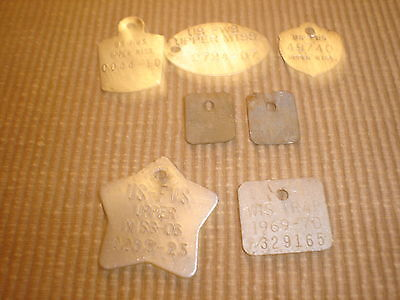 WI trap and upper Miss. river trap tags