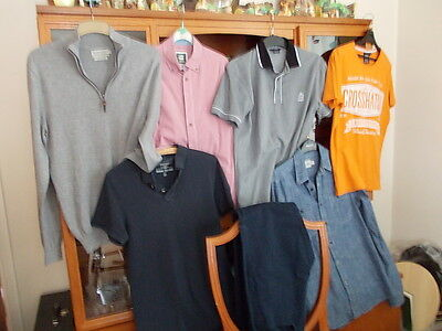 Small Bundle of Men's Clothes in size Small