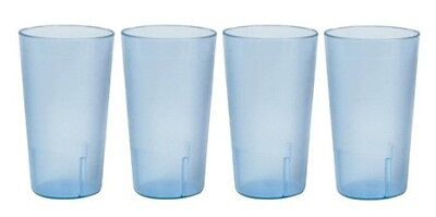 Thunder Group 32 oz. (Ounce) Restaurant Tumbler Beverage Cup, Stackable Cups,