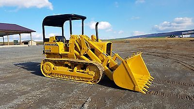 1974 John Deere 450B Track Loader Tractor Diesel Engine Construction Hydraulic