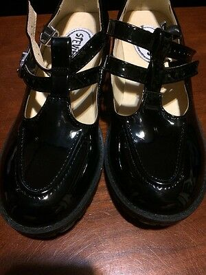 Girls Size 3 Patent Leather Dress Shoes New