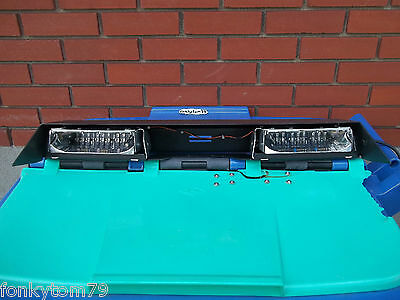 Federal Signal Solaris Ils 501940 Strobe Lights For Crown Victoria 2005 And Up