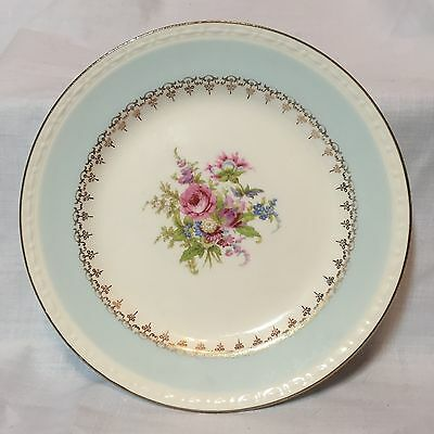 "Eggshell Georgian China ""chateau"" Pattern G3468 Homerlaughlin Bread Plate 6 1/4"""