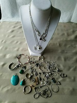 Scrap Sterling Silver  99+  Grams  For Wear Or Resell