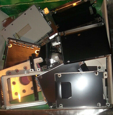 """job lot 25+ x 2.5"""" IDE/SATA Hard Disk Drive Caddy - Suitable for Laptop/Netbook"""
