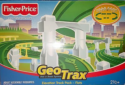 GeoTrax Elevation Track Pack, C6450