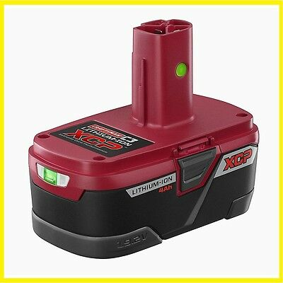 New Craftsman C3 19.2-Volt 4Ah XCP High Capacity Lithium-Ion Battery Pack pp2030
