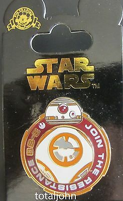 Disney Star Wars BB-8 Join the Resistance Pin