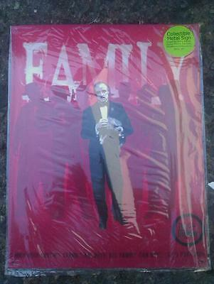 """Godfather """"family"""" Metal Tin Sign Collectible"""
