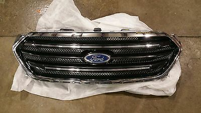 2013 Ford Taurus Limited Grill, Color Black