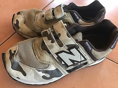 Size US 3 New Balance Boys Joggers Runners Shoes