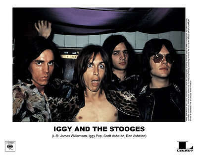 Iggy And The Stooges   8X10 Photo #302