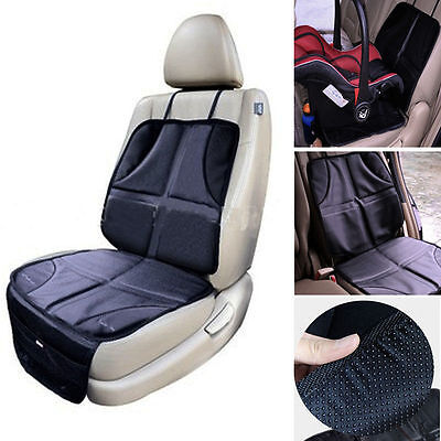 Car Baby  Child Seat Saver Anti-slip Protector Safety Cushion Cover Gift ON