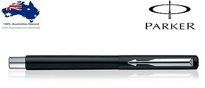Parker Vector Standard CT Roller Ball pen ( Black Body ) New with Gift Box