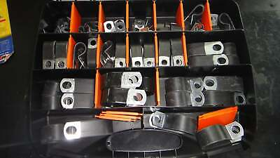 PC Clamp Kit 75 pcs -different sizes, Industrial, Mining, Automotive, Hydraulic