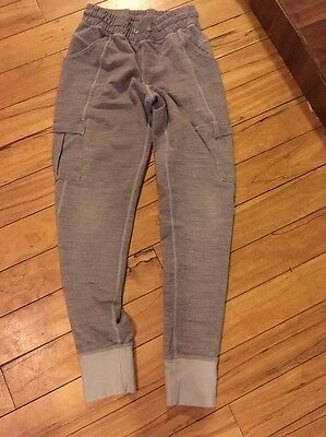Ivivva Size 12 French Terry Lounge Pants Lululemon For Kids