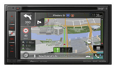Pioneer AVIC-F970DAB GPS Nav, CarPlay, Bluetooth, DAB+ & BONUS reverse camera