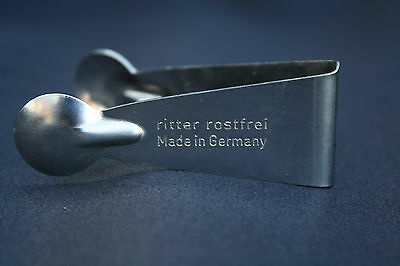 Vintage 1970s Forceps By Ritter Rostfrei Made in Germany